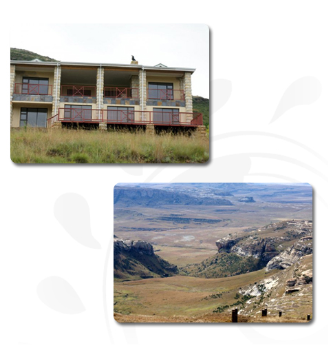 Clarens Accommodation - Clarens Lodge